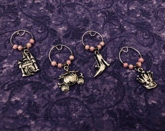 Fairy Tale Glass Charms