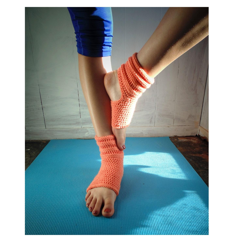 Crochet Pattern Rolled Yoga Socks Pilates Socks Dance Etsy