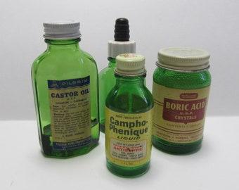 Medicinal bottle   Etsy