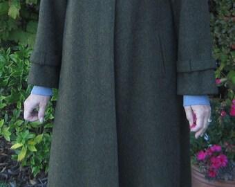 ef7596593 Austrian loden coat | Etsy