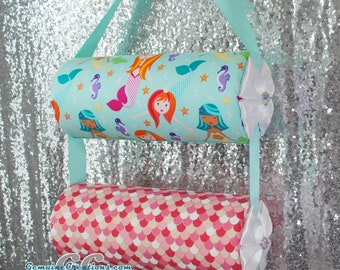 Mermaid Style Headband Holder Standing or Hanging for Hairband Display & Hair Accessories Storage