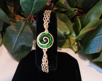 Kokiri's Emerald Bracelet