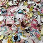 Kawaii Sticker Flake Stationery Stationary Qlia Crux Kamio MindWave Sanx