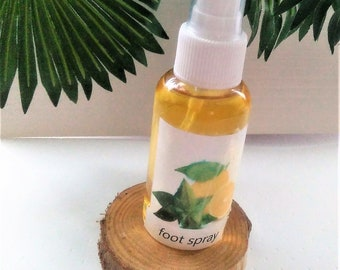 Tea Tree Lemon  Foot Spray