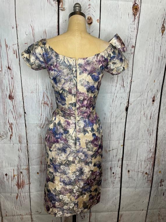 1950s Ceil Chapman dress - image 4
