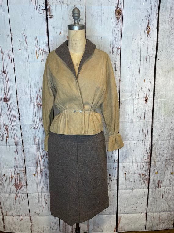 1960s Bonnie Cashin suit