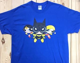 8f2a26c7b Powerpuff Girls Vintage T Shirt Y2K Rave Shirt 47