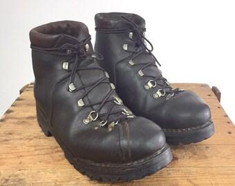 d4676eb7c63 Lumberjack boots | Etsy