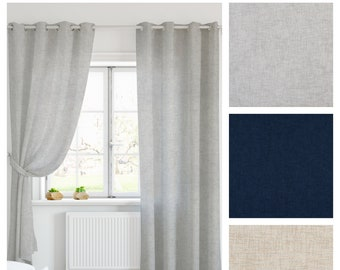 Made to Order/Custom Window Curtains & Window by