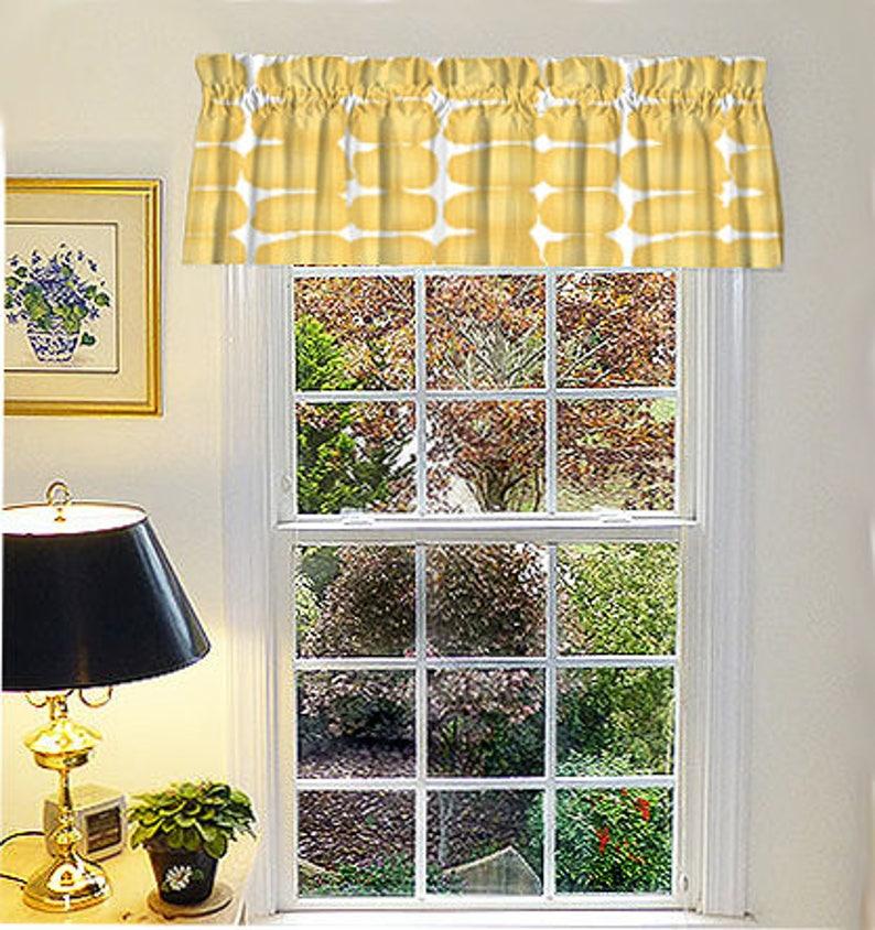 Kitchen Cafe Curtains, Cafe Curtains, Kitchen Curtain, Kitchen Valance,  Window Valance, Bathroom Curtain, Bathroom Valance, Curtain, Valance