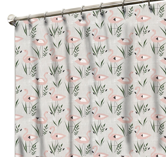 Custom Made Shower Curtains Fabric Curtain Extra