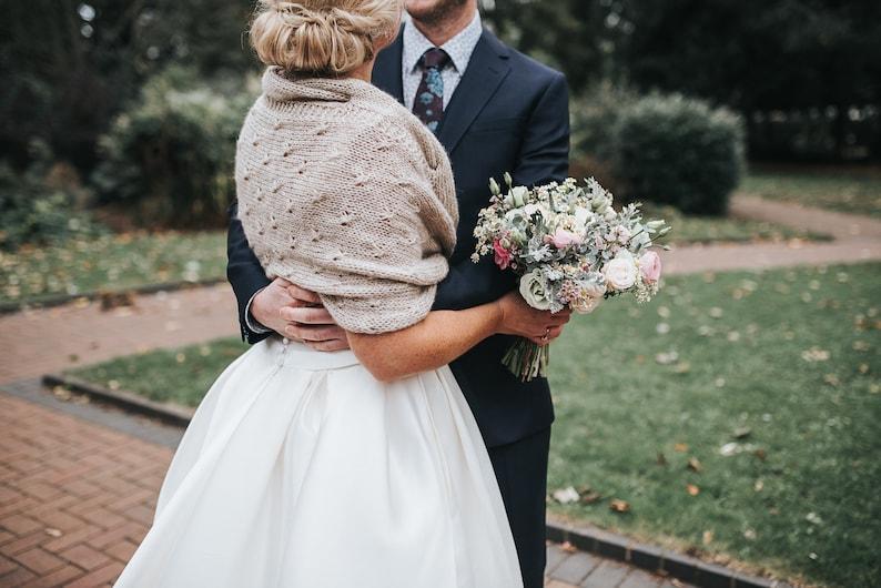 Bridal Shawl Bridal Shrug Wedding Shawl Wraps and image 1