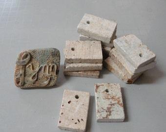 Soapstone Amulets