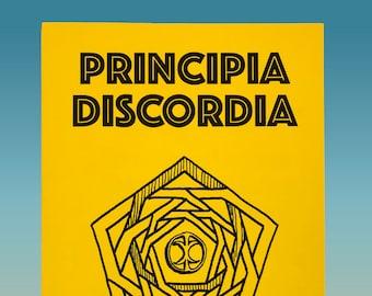 Principia Discordia   Malaclypse The Younger   Omar Khayyam Ravenhurst   Discordianism   Religion   Philosophy   Trade Paperback   Brand New
