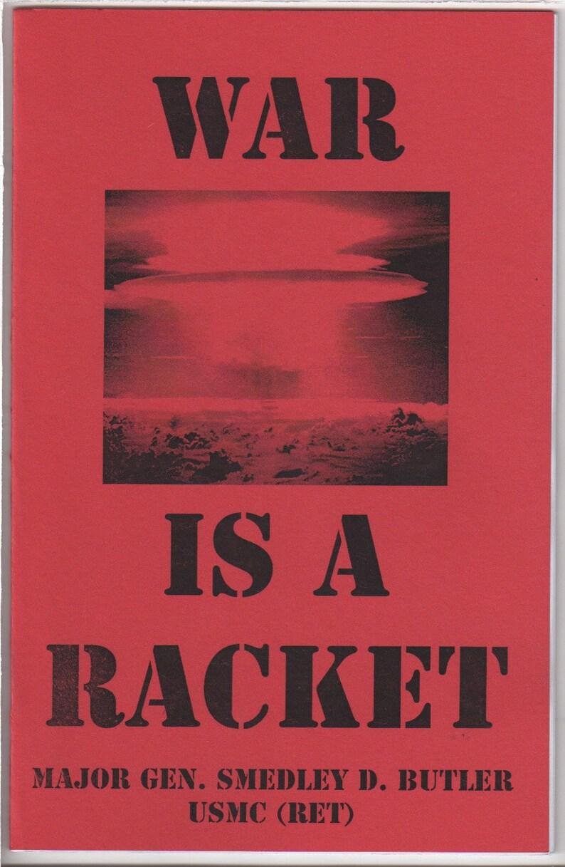 War Is A Racket Book