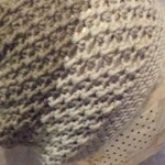 Sellwood Spiral Slouchy Hat - Crochet Beanie - Tam - Beret - Acrylic or wool