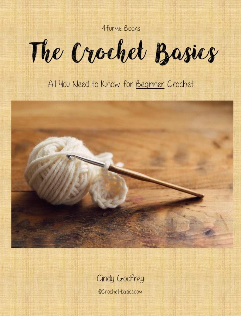 The Crochet Basics e-book image 0