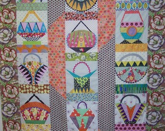 Basket Case quilt pattern