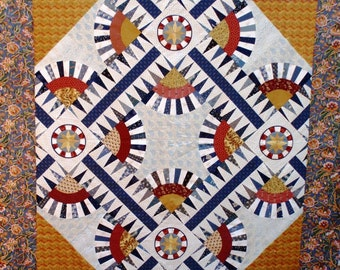 All at Sea quilt pattern