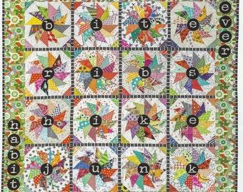 Typo Quilt Pattern