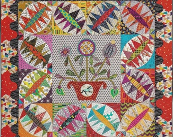 Fish Pond quilt pattern