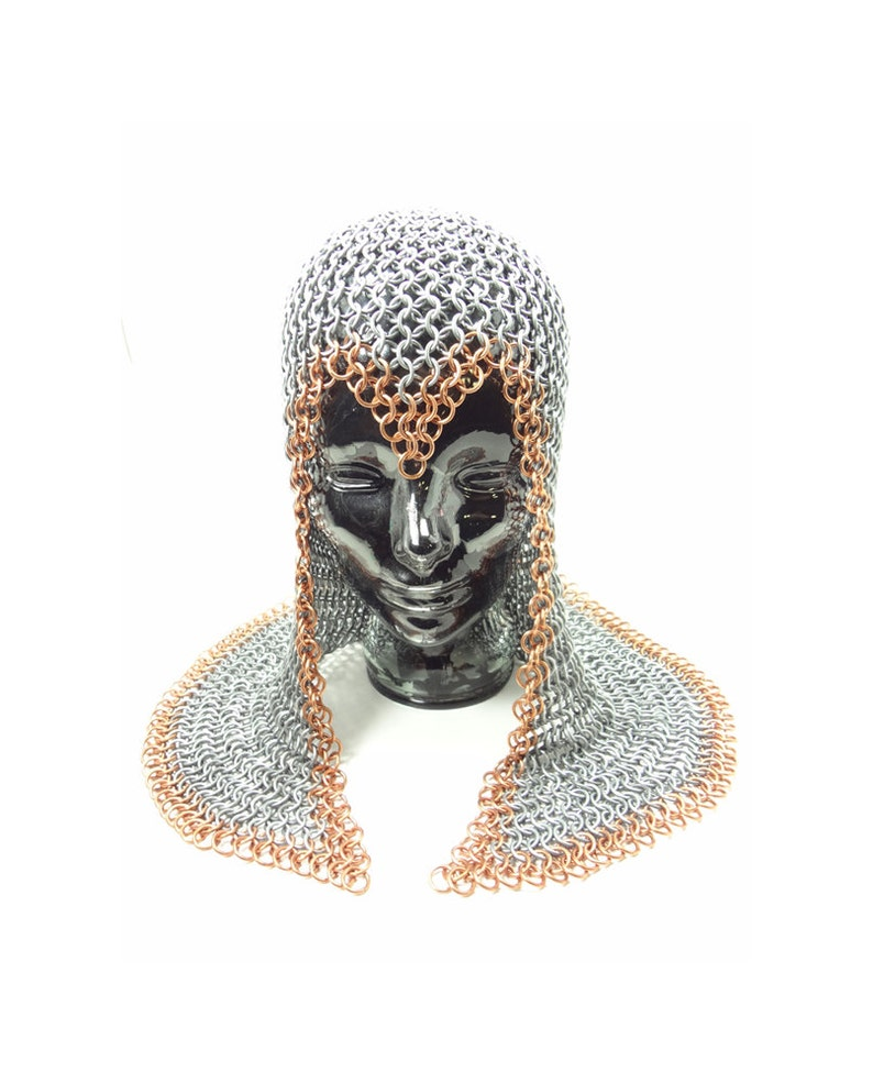 Game Of Thrones Inspired Medieval Knight Chainmaille Armor image 0
