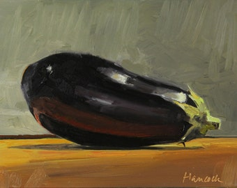 Single Eggplant