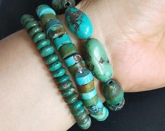 Cabochon Sale Round Stone Jewelry Making Stone Destash Hubei Turquoise