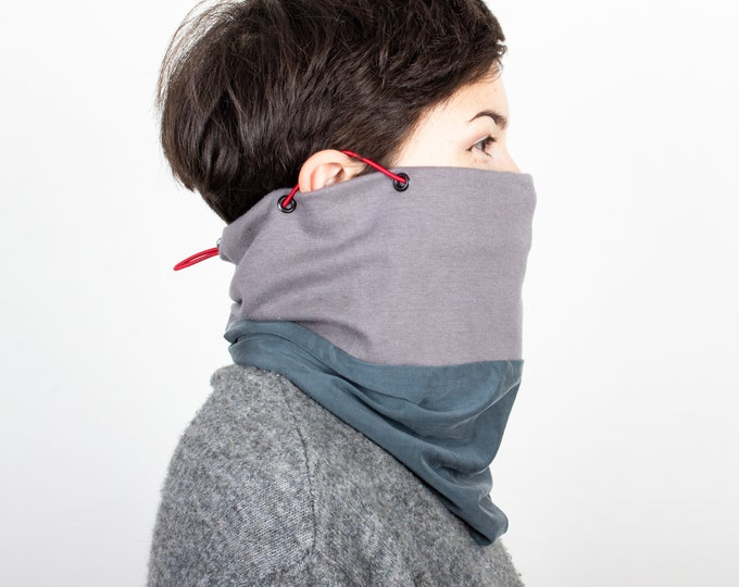 Face Mask Tube Scarf, Unisex Bandana Face Cover Mask, Washable and Breathable