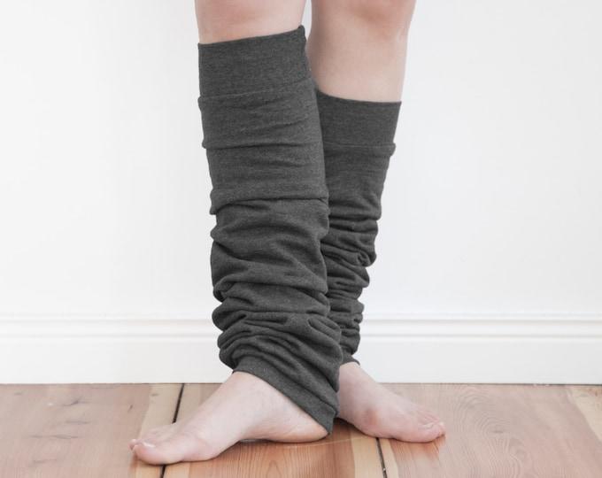 Yoga socks cotton active wear dancer socks cotton leg warmers women's leg warmers