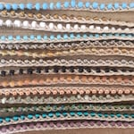 Fringe Bead Friendship Anklets - 31 Bead Colors - Kids to Adults