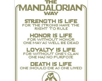 Mandalorian Code