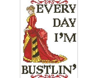 Bustlin'
