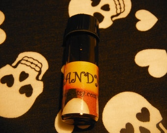 Candy Corn Perfume Oil Dram From Lou Lou's Soaps, Scrubs, & Scents