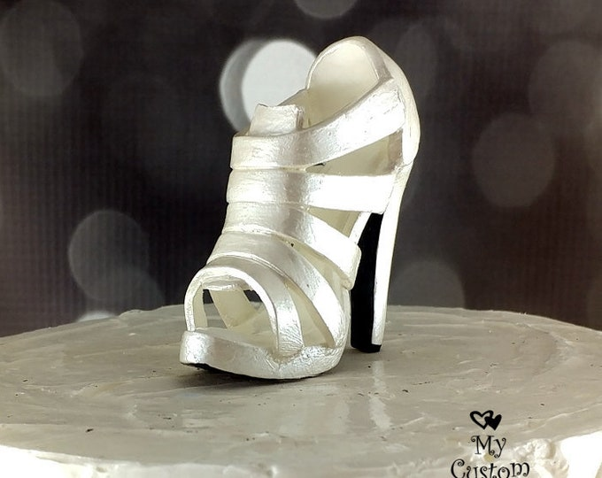 High Heel Shoe Cake Topper