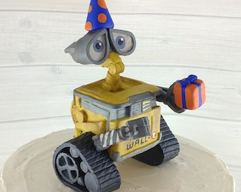 Wall-E Birthday Cake Topper