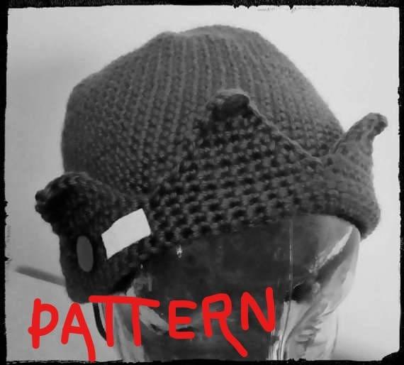 Jughead Hat crochet pattern  3fd394e00a9