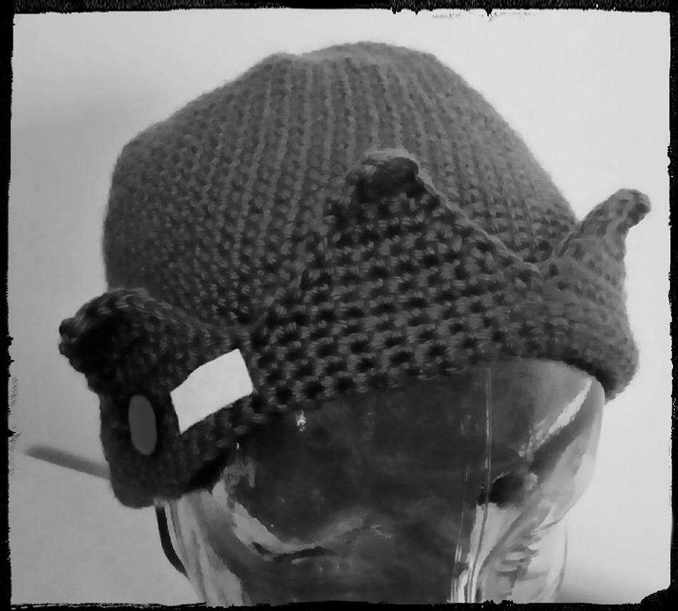 Jughead Hat crochet pattern from CosyToesAndNoggins on Etsy Studio