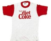 Vintage Diet Coke Ringer T-Shirt