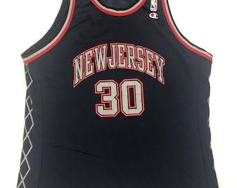 d32ef7202cc Vintage Kerry Kittles New Jersey Nets Champion Jersey