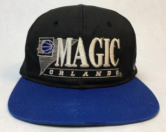 Vintage Orlando Magic Snapback Hat