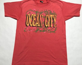 Vintage Ocean City T-Shirt