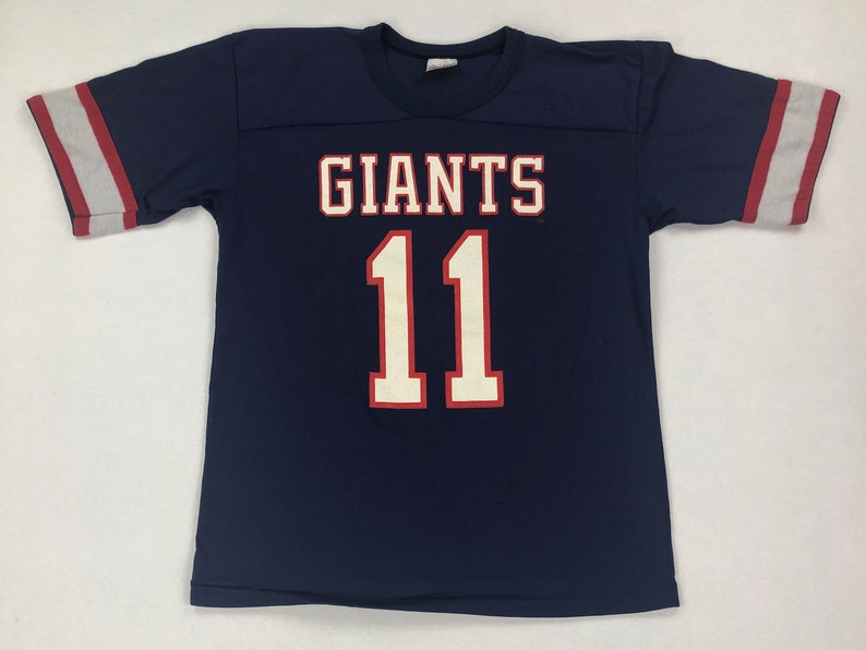 save off ebc20 4c484 Vintage New York Giants Phil Simms #11 Rawlings Jersey