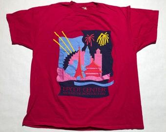 Vintage Disney Epcot Center T-Shirt