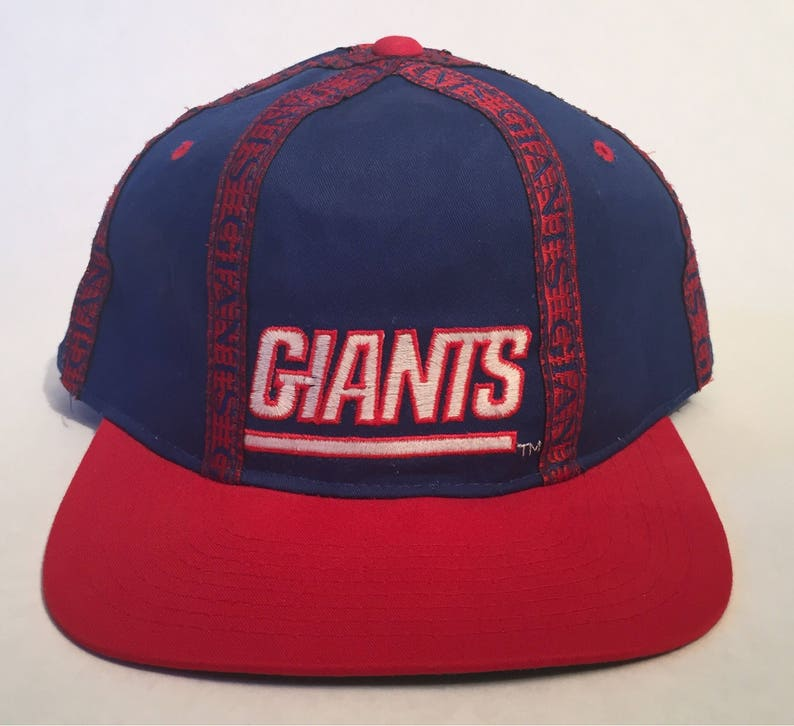 4f0180f44f8 Vintage New York Giants Starter Snapback Hat