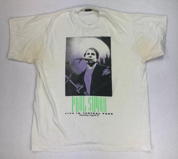 Vintage Paul Simon Live in Central Park August 15t