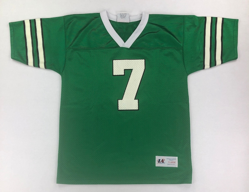 the latest 8aa23 26c7e Vintage Boomer Esiason New York Jets Jersey
