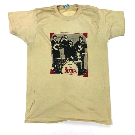 Vintage Beatles Ludwig T-Shirt