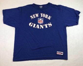 Vintage Champion Brand New York Giants T-Shirt