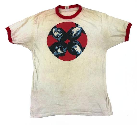 Vintage Beatles Ringer T-Shirt